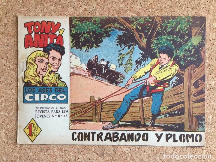 TONY Y ANITA, Nº 16 - MAGA, ORIGINAL - GCH (Tebeos y Comics - Maga - Tony y Anita)