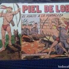 Tebeos: ORIGINAL PIEL DE LOBO Nº52. Lote 181995978