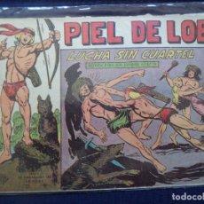 Tebeos: PIEL DE LOBO ORIGINAL Nº 53. Lote 181996262
