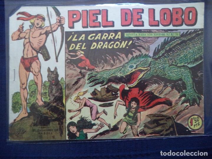 PIEL DE LOBO ORIGINAL Nº54 (Tebeos y Comics - Maga - Piel de Lobo)