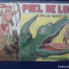 Tebeos: PIEL DE LOBO ORIGINAL Nº 55. Lote 181996560