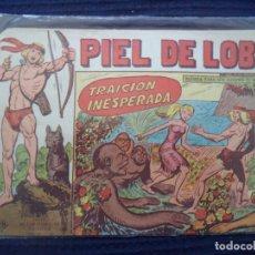 Tebeos: PÌEL DE LOBO ORIGINAL Nº 61. Lote 181997543