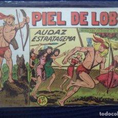 Tebeos: PIEL DE LOBO ORIGINAL Nº 62. Lote 181997965