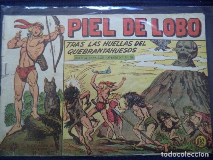 PIEL DE LOBO ORIGINAL Nº 63 (Tebeos y Comics - Maga - Piel de Lobo)