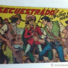 Tebeos: PUÑO DE HIERRO - Nº. 6. Lote 182068150