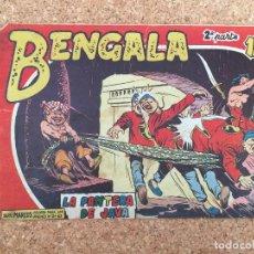 Tebeos: BENGALA SEGUNDA PARTE Nº 6 - MAGA, ORIGINAL - GCH. Lote 182151642