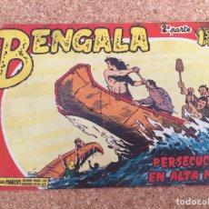 Tebeos: BENGALA SEGUNDA PARTE Nº 13 - MAGA, ORIGINAL - GCH. Lote 182151721