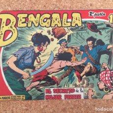 Tebeos: BENGALA SEGUNDA PARTE Nº 7 - MAGA, ORIGINAL - GCH. Lote 182151772