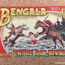 Tebeos: BENGALA SEGUNDA PARTE Nº 34 - MAGA, ORIGINAL - GCH. Lote 182151946
