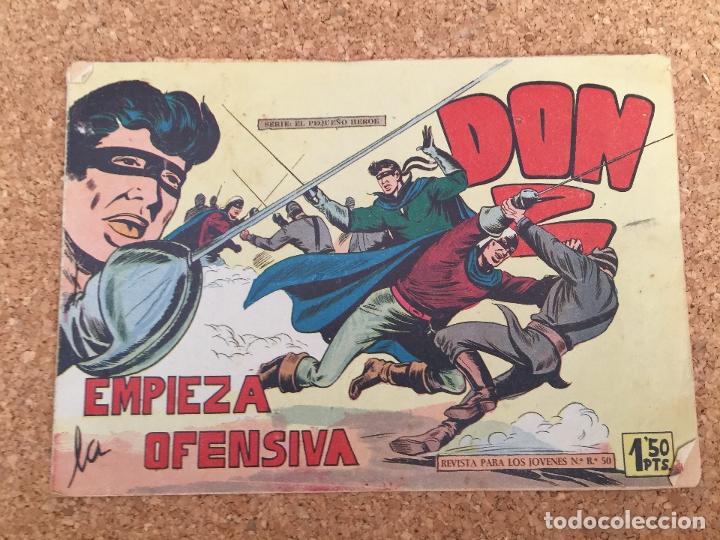 DON Z Nº 5 - MAGA, ORIGINAL - GCH (Tebeos y Comics - Maga - Don Z)