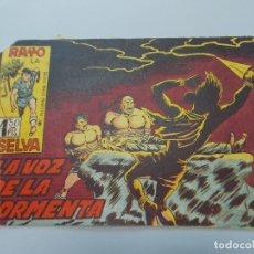 Tebeos: COMIC RAYO DE LA SELVA Nº 36, LA VOZ DE LA TORMENTA - EDITORIAL MAGA, 1960 - ORIGINAL ... L488. Lote 182489345