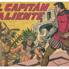 Tebeos: EL CAPITAN VALIENTE ORIGINAL - 15 EJEMPLARES. Lote 182889961