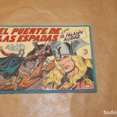 Livros de Banda Desenhada: EL PALADÍN AUDAZ Nº 3, EDITORIAL MAGA. Lote 183309413
