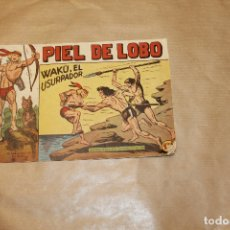Tebeos: PIEL DE LOBO Nº 40, EDITORIAL MAGA. Lote 183311603