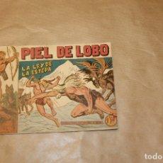 Tebeos: PIEL DE LOBO Nº 34, EDITORIAL MAGA. Lote 183311653