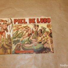 Tebeos: PIEL DE LOBO Nº 15, EDITORIAL MAGA. Lote 183312020