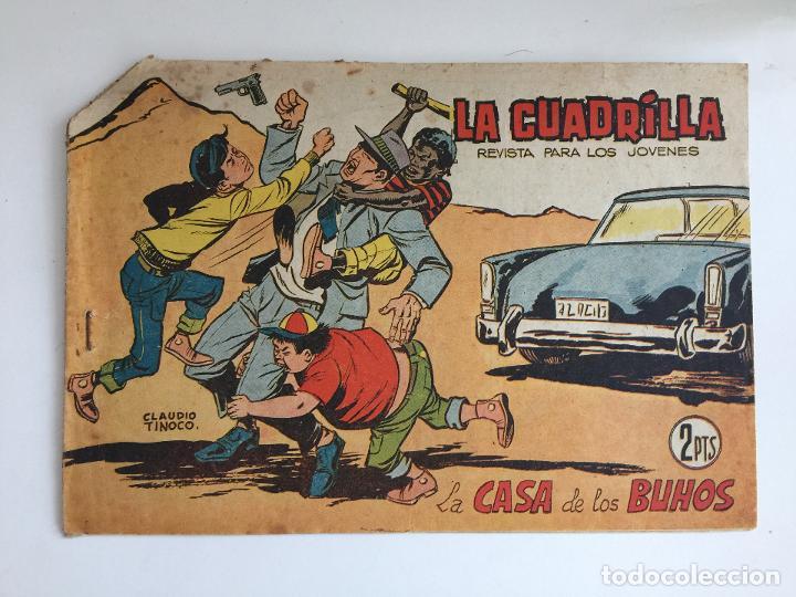 LA CUADRILLA Nº 2 - MAGA, ORIGINAL - GCH (Tebeos y Comics - Maga - Otros)