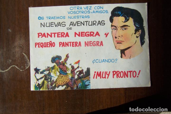 Tebeos: maga. pantera negra la - la columna vertebral de una editorial-lote 440 ejemplares - Foto 26 - 35228471