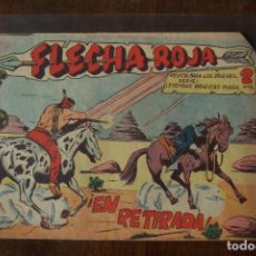 Tebeos: MAGA,- FLECHA ROJA Nº 7 . Lote 183466646
