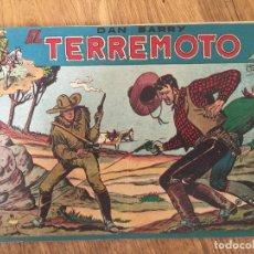 Giornalini: DAN BARRY EL TERREMOTO - NUMERO 1 - MAGA, ORIGINAL - MUY DIFICIL - GCH. Lote 183993102