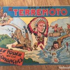 Giornalini: DAN BARRY EL TERREMOTO - NUMERO 3 - MAGA, ORIGINAL - GCH. Lote 183993925