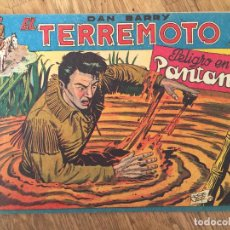 Giornalini: DAN BARRY EL TERREMOTO - NUMERO 9 - MAGA, ORIGINAL - GCH. Lote 183994788