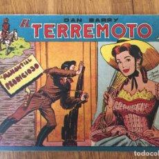 Giornalini: DAN BARRY EL TERREMOTO - NUMERO 70 - MAGA, ORIGINAL - GCH. Lote 183997788