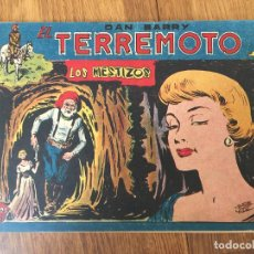 Giornalini: DAN BARRY EL TERREMOTO - NUMERO 66 - MAGA, ORIGINAL - GCH. Lote 183999491