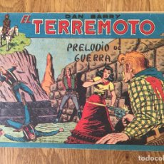 Giornalini: DAN BARRY EL TERREMOTO - NUMERO 72 - MAGA, ORIGINAL - GCH. Lote 184000147