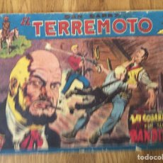 Giornalini: DAN BARRY EL TERREMOTO - NUMERO 51 - MAGA, ORIGINAL - GCH. Lote 184001860