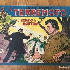 Giornalini: DAN BARRY EL TERREMOTO - NUMERO 56 - MAGA, ORIGINAL - GCH. Lote 184002282