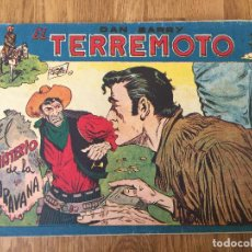 Giornalini: DAN BARRY EL TERREMOTO - NUMERO 58 - MAGA, ORIGINAL - GCH. Lote 184002397