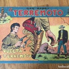 Giornalini: DAN BARRY EL TERREMOTO - NUMERO 68 - MAGA, ORIGINAL - GCH. Lote 184002782