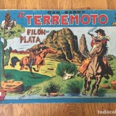 Giornalini: DAN BARRY EL TERREMOTO - NUMERO 71 - MAGA, ORIGINAL - GCH. Lote 184002857