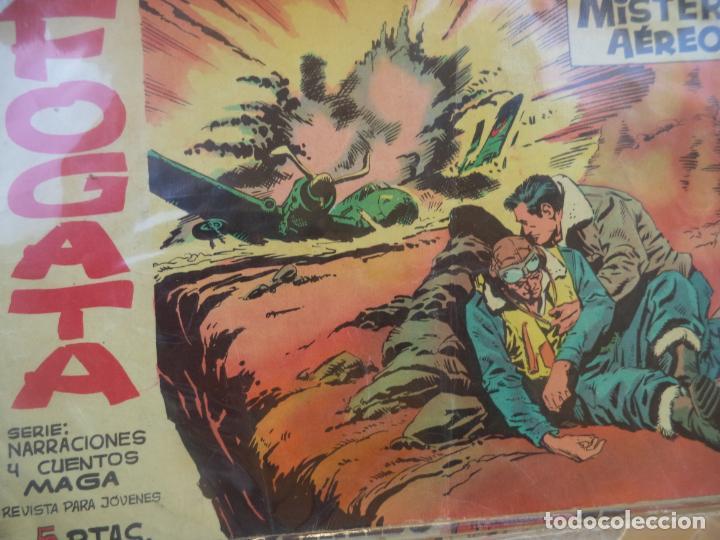 FOGATA 4 ORIGINAL (Tebeos y Comics - Maga - Otros)