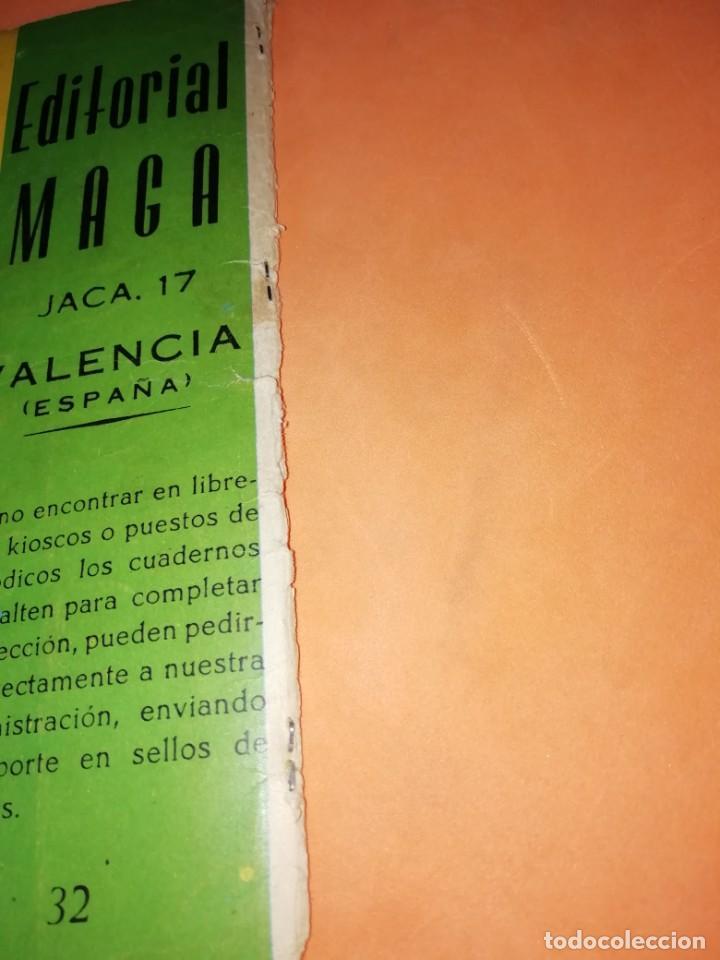Tebeos: FOGATA. EL ENEMIGO INVISIBLE. Nº 32 EDITORIAL MAGA 1964. - Foto 5 - 184353235