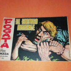 Tebeos: FOGATA. EL ENEMIGO INVISIBLE. Nº 32 EDITORIAL MAGA 1964.. Lote 184353235