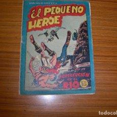 Tebeos: EL PEQUEÑO HEROE Nº 60 EDITA MAGA . Lote 184643030