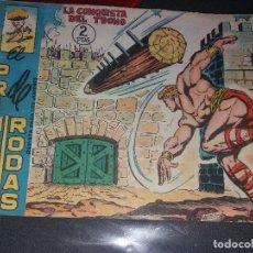 Tebeos: EL COLOSO.NUMERO 43.ORIGINAL.EDITORIAL MAGA 1960. Lote 184654162