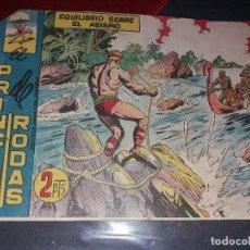 Tebeos: EL COLOSO.NUMERO 69.ORIGINAL.EDITORIAL MAGA 1960. Lote 184654263