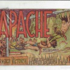 Tebeos: APACHE N,39,30,28,11,26,22,13 Y 6 EDITORIAL MAGA 1958. Lote 185672508