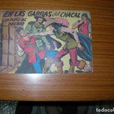 Tebeos: PUÑO DE HIERRO Nº 23 EDITA MAGA . Lote 185719140
