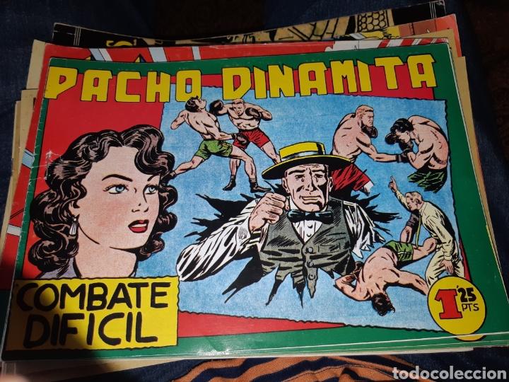 TEBEOS-CÓMICS CANDY - PACHO DINAMITA 38 - MAGA - AA98 (Tebeos y Comics - Maga - Pacho Dinamita)