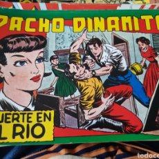 Tebeos: TEBEOS-CÓMICS CANDY - PACHO DINAMITA 39 - MAGA - AA98. Lote 185887980