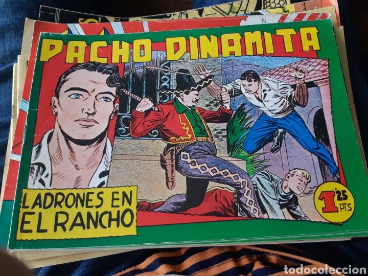 TEBEOS-CÓMICS CANDY - PACHO DINAMITA 43 - MAGA - AA98 (Tebeos y Comics - Maga - Pacho Dinamita)