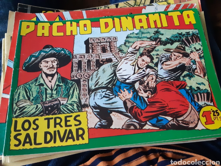 TEBEOS-CÓMICS CANDY - PACHO DINAMITA 44 - MAGA - AA98 (Tebeos y Comics - Maga - Pacho Dinamita)