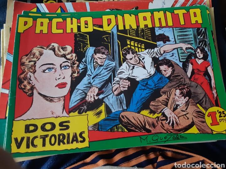 TEBEOS-CÓMICS CANDY - PACHO DINAMITA 45 - MAGA - AA98 (Tebeos y Comics - Maga - Pacho Dinamita)
