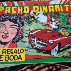 Tebeos: TEBEOS-CÓMICS CANDY - PACHO DINAMITA 54 - MAGA - AA98. Lote 185889380