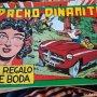 TEBEOS-CÓMICS CANDY - PACHO DINAMITA 54 - MAGA - AA98