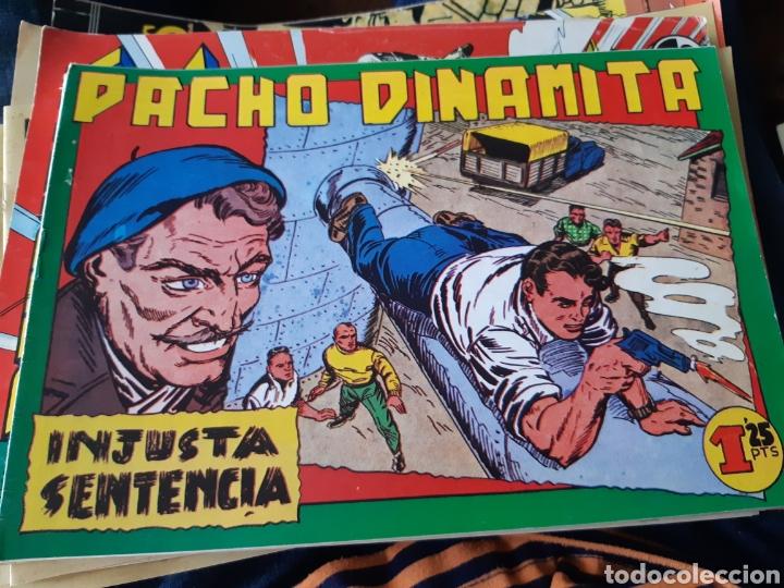 TEBEOS-CÓMICS CANDY - PACHO DINAMITA 55 - MAGA - AA98 (Tebeos y Comics - Maga - Pacho Dinamita)